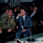 Z wojewodą Markiem Kempskim na Zjeździe Górnośląskiego Okręgu ZHR